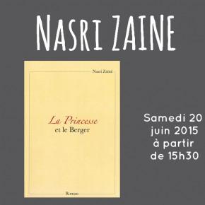Rencontre avec NasriZAINE